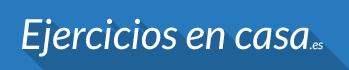 Logo Ejercicios en casa
