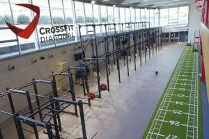 Box CrossFit Diagonal por dentro