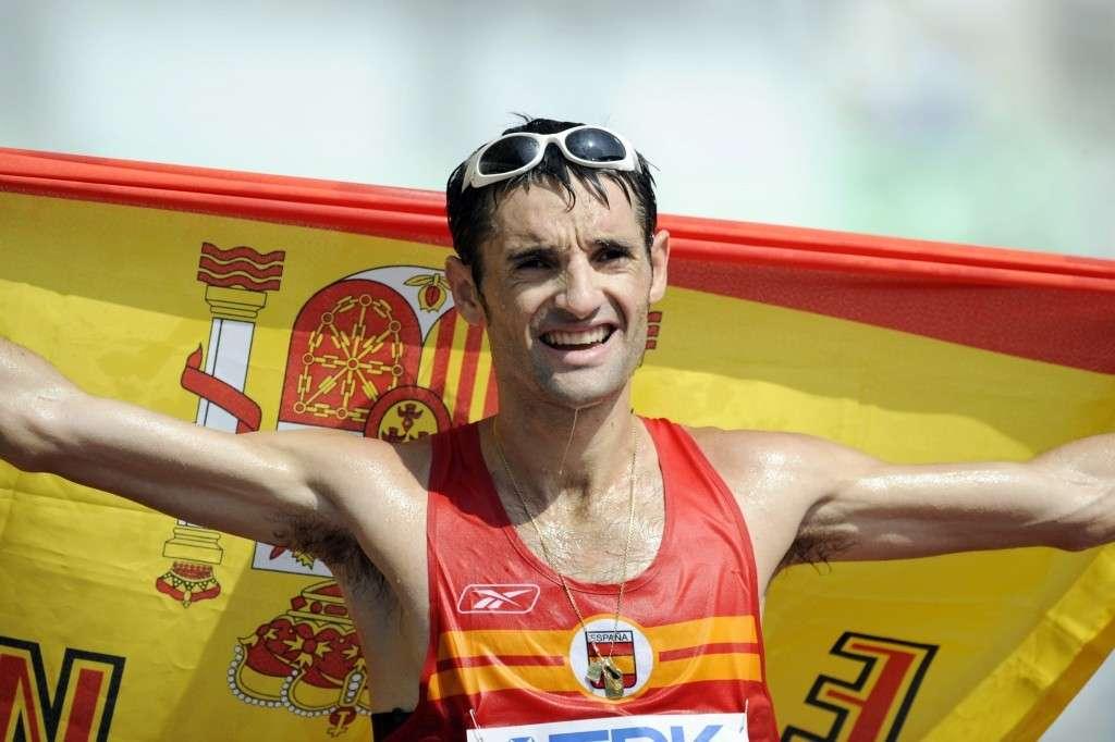Paquillo Fernández atleta