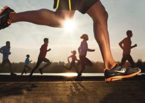 running como forma de vida