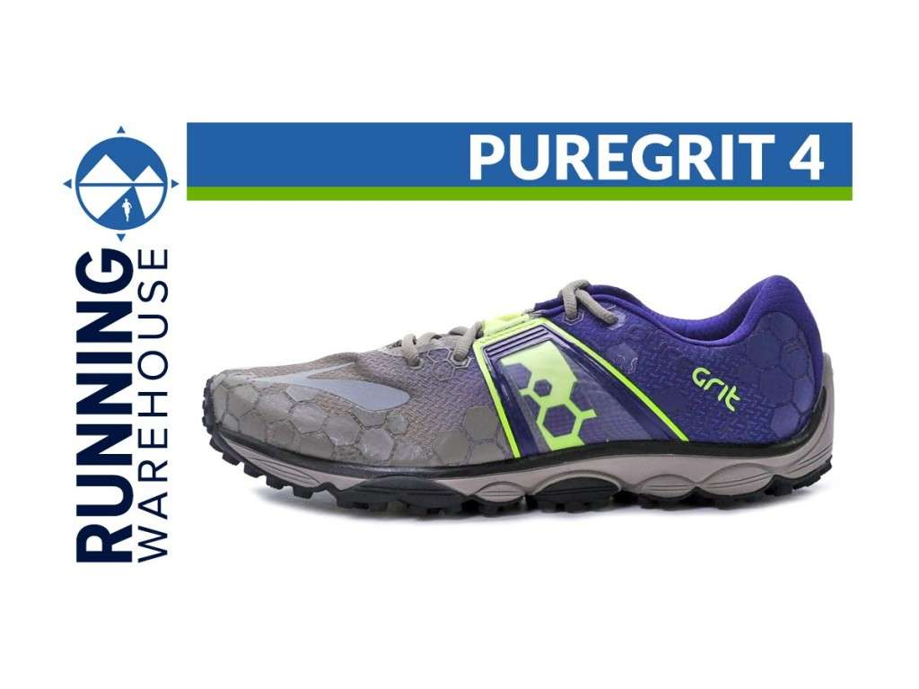 Brooks Pure Grit 4