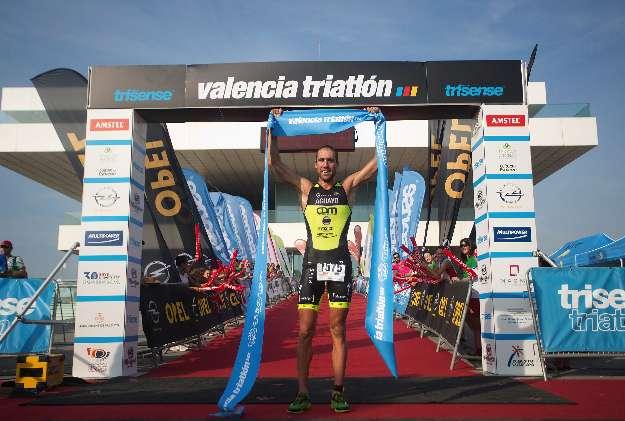 Campeón Olímpico Valencia Triatlón 2014