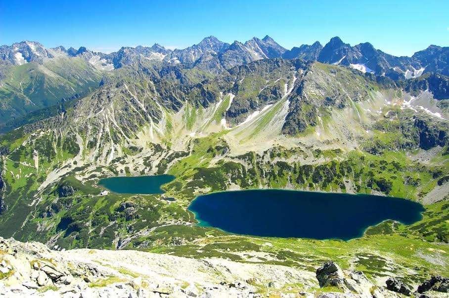 Cordillera del Alto Trata