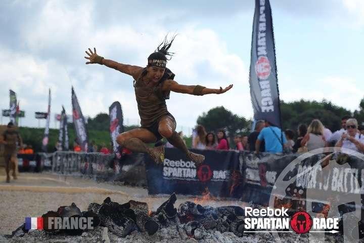 Elisabet Comas Spartan Race Marsella 2