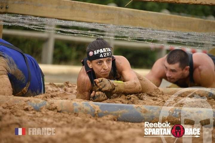 Elisabeth Comas Spartan Race Marsella