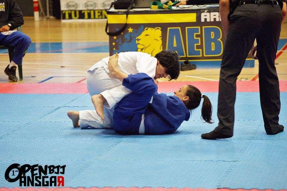 Elisabeth comas judo 2
