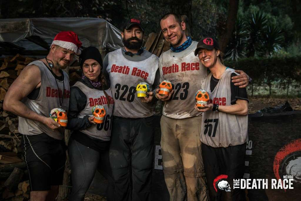 Finishers Death Race 2015