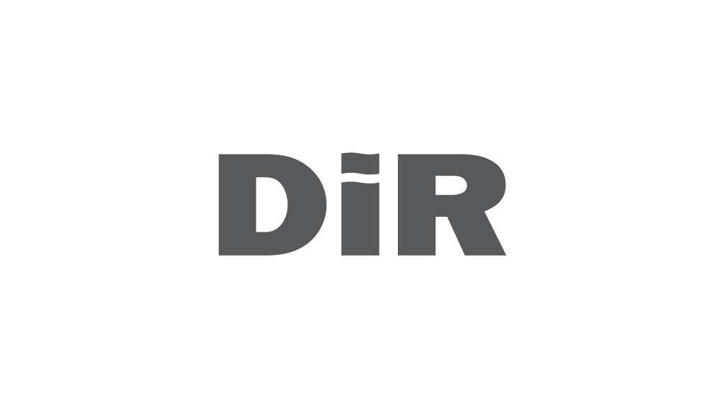 Gimnasios DiR, logo