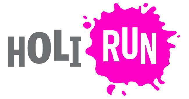 Holi Run logo