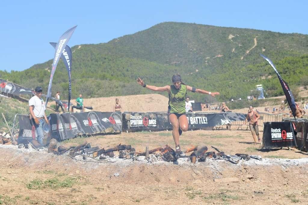 María Vila Spartan Race Barcelona