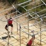 Obstáculo monos Iberian Race