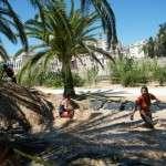 Obstáculo montaña de barro Iberian Race