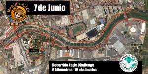 Recorrido Iberian Race Eagle Challenge