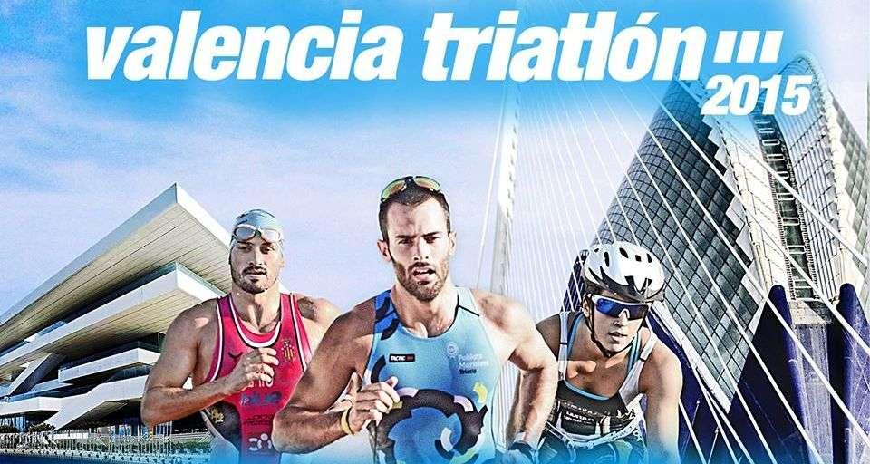 Valencia Triatlón cartel
