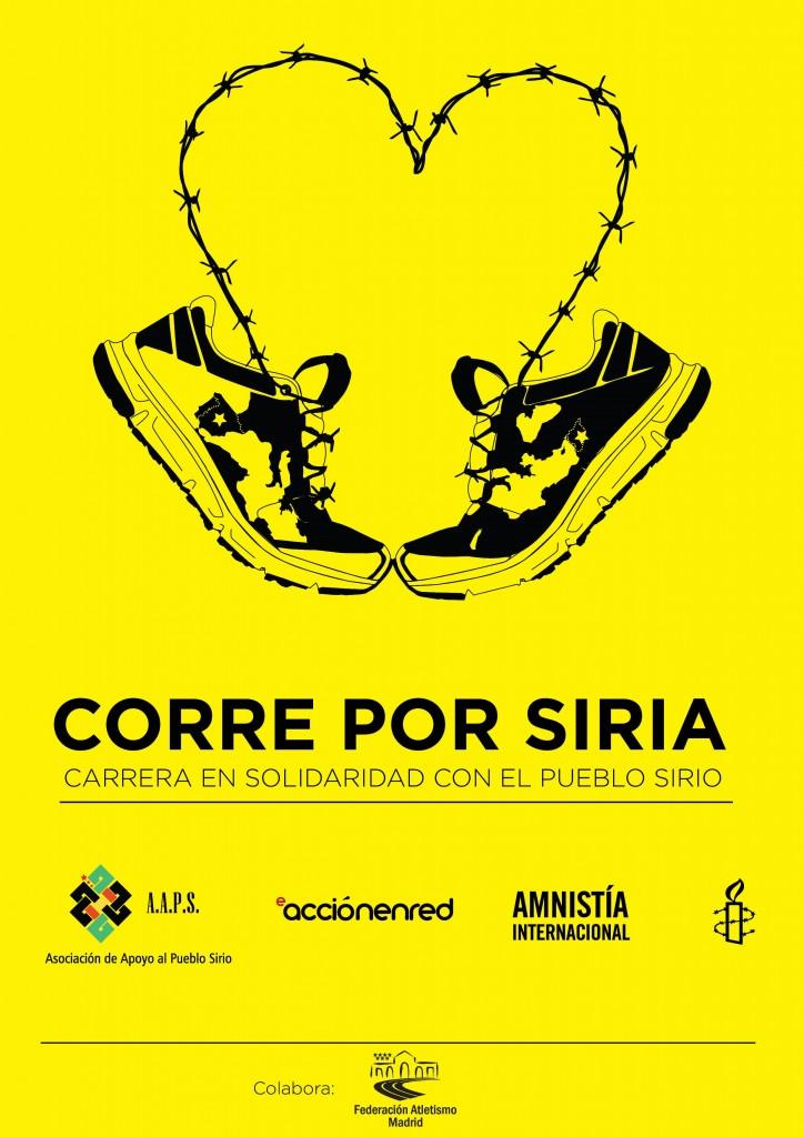 corre por siria