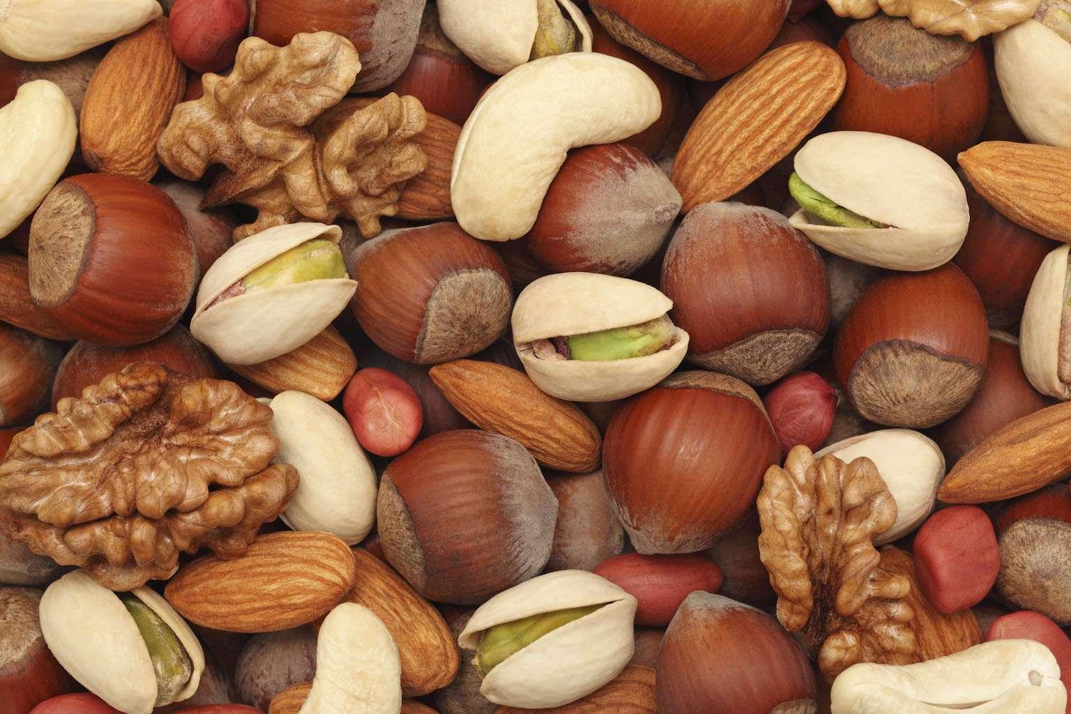 frutos secos dieta deportiva