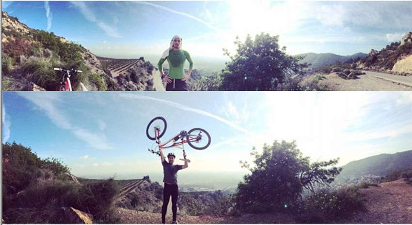 Pablo Sospedra ciclismo