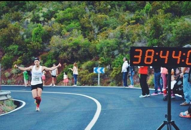 pablo sospedra 40km