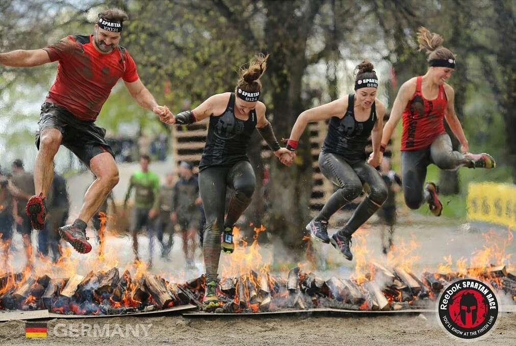 Beatriz Crespo Spartan Race