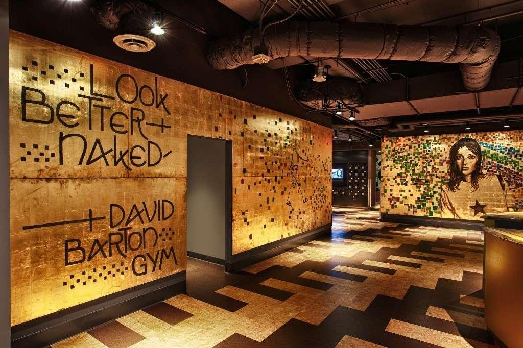 David Barton Los Ángeles Westside, interiores