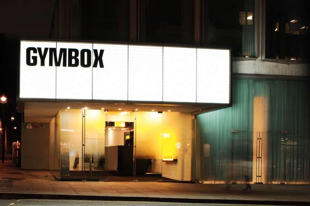Gymbox Covent Garden, exteriores