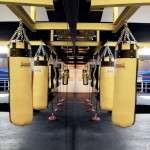 Gymbox Covent Garden, sacos boxeo