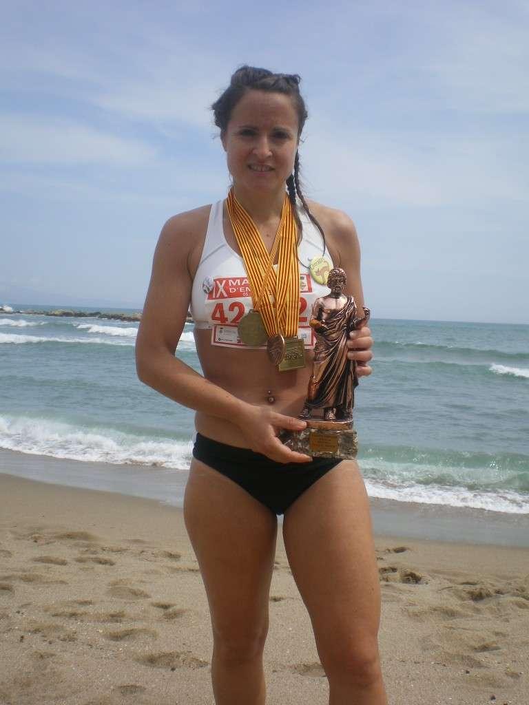 Sandra Corduera, medallas