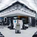 Sky Wellness, sala máquinas 2
