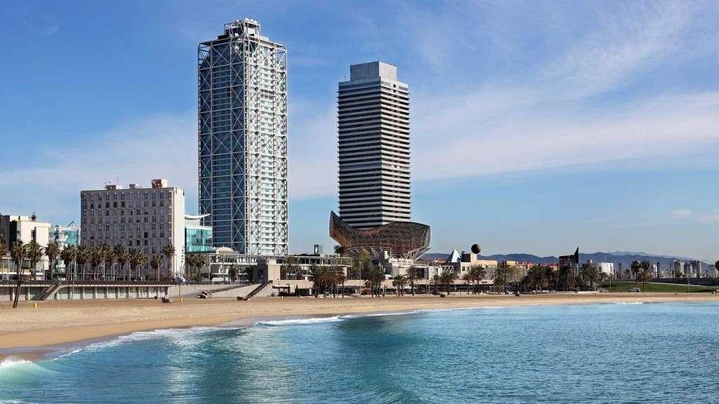 Spa Six Senses Barcelona, exteriores
