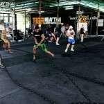 Tiger Muay Thai, cuerdas
