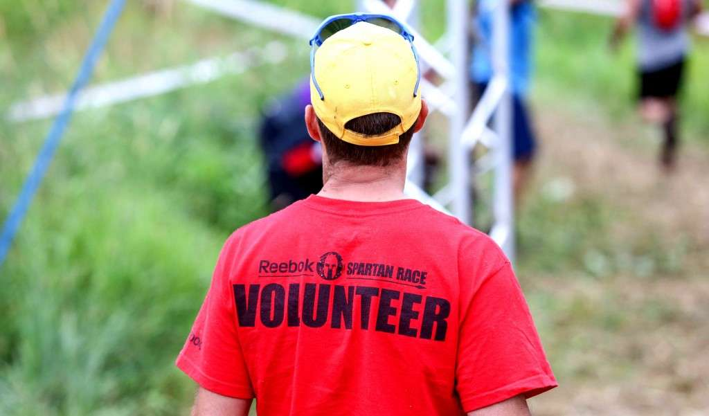 Voluntario Spartan Race