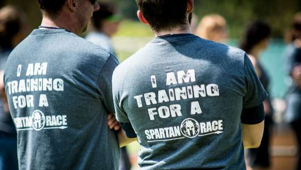 I am training for a Spartan Race