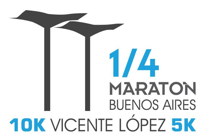 1 4 Maratón Vicente López