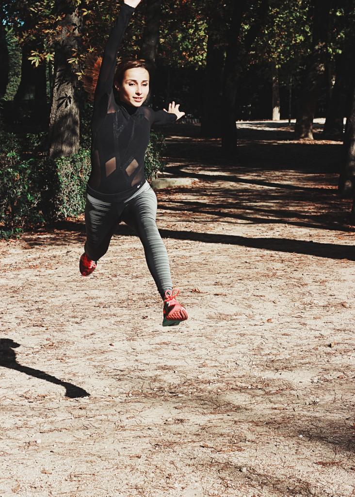 Zahara entrenando :: Marina Kaysen