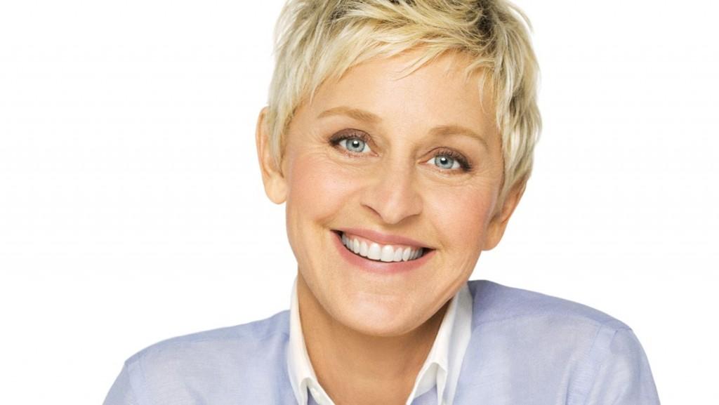 Ellen Degeneres vegana