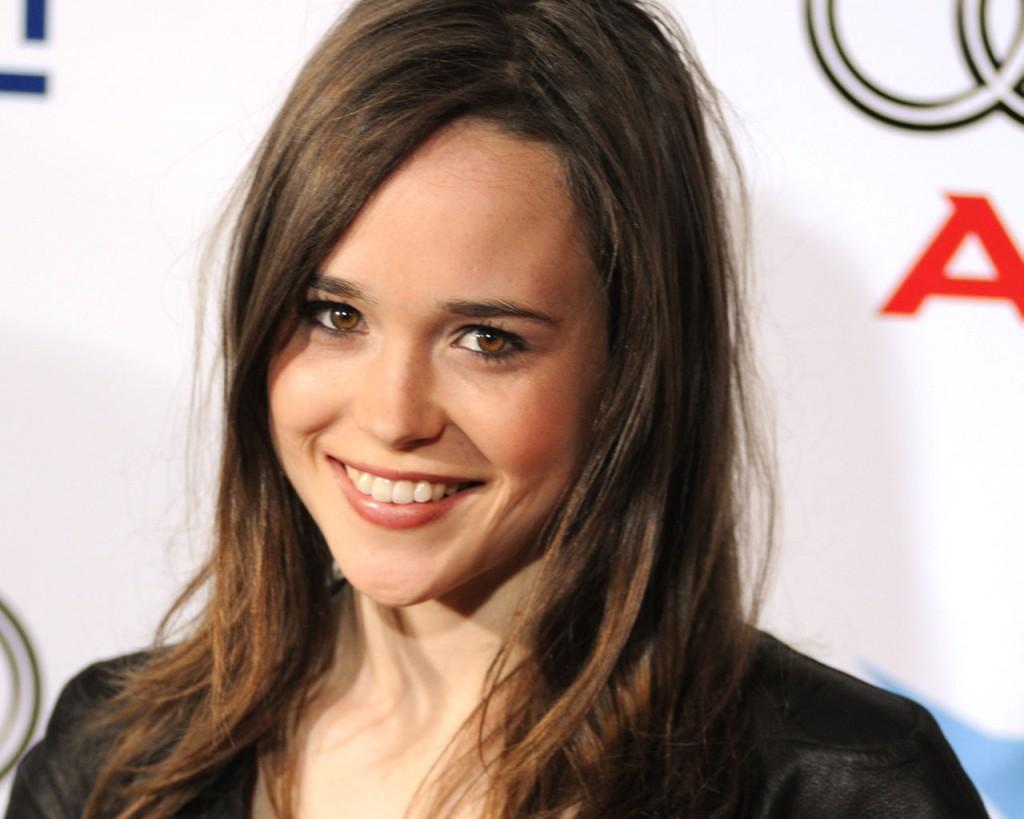 Ellena Page vegana
