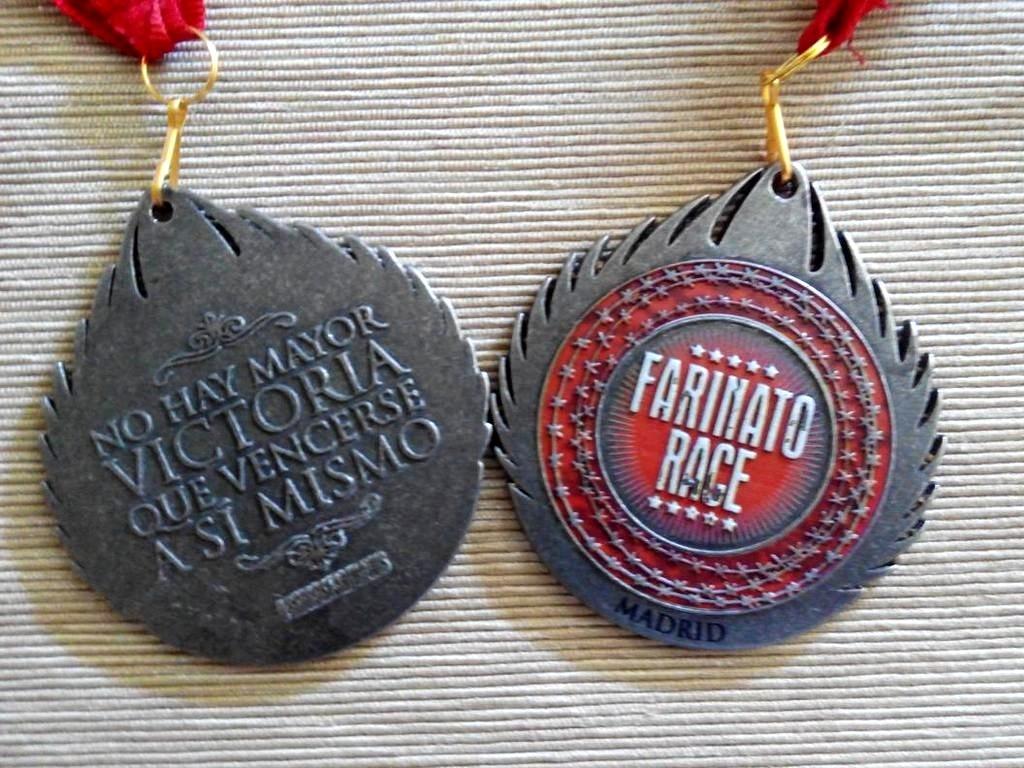 Medalla Farinato Race