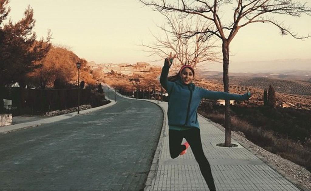 Zahara Running