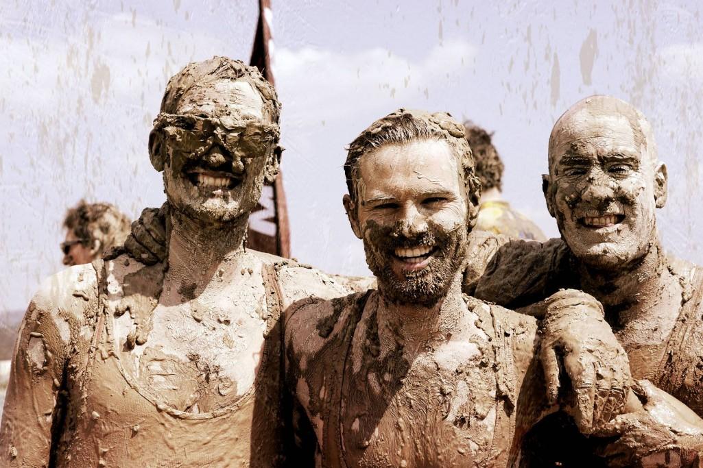 mud day 8