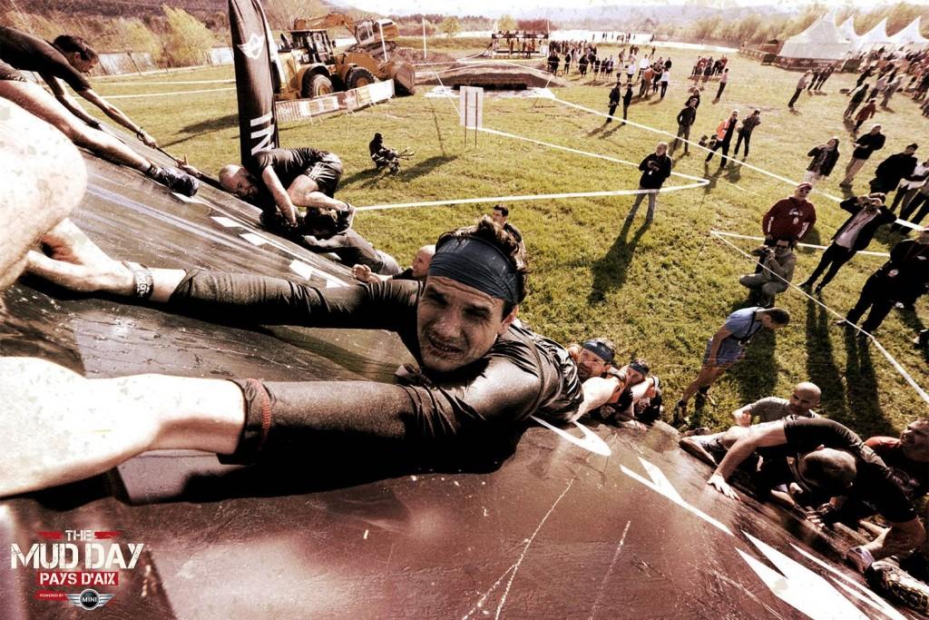 the mud day portada 3