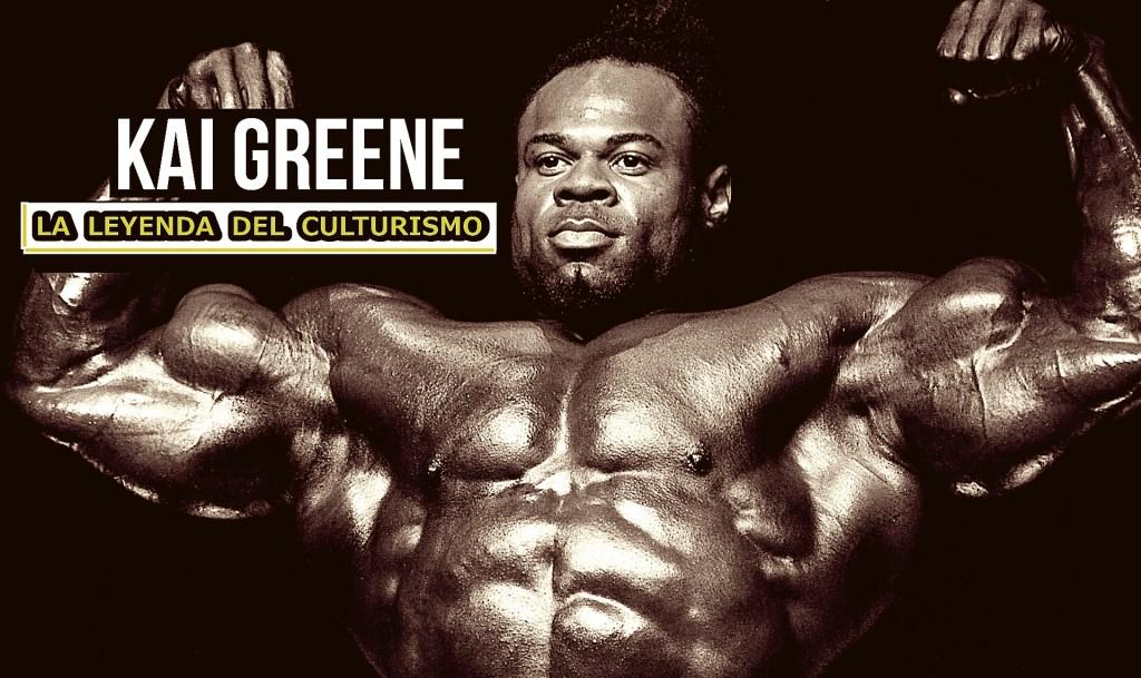 La leyenda Kai Greene