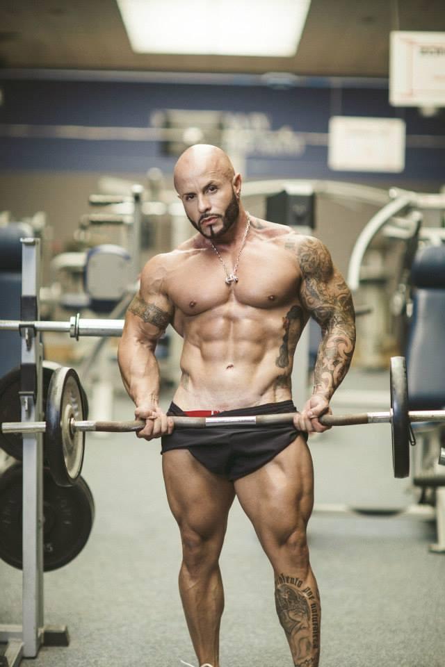 Toni H ejercicios definición gym