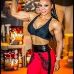 Leidy Hernández bodybuilding