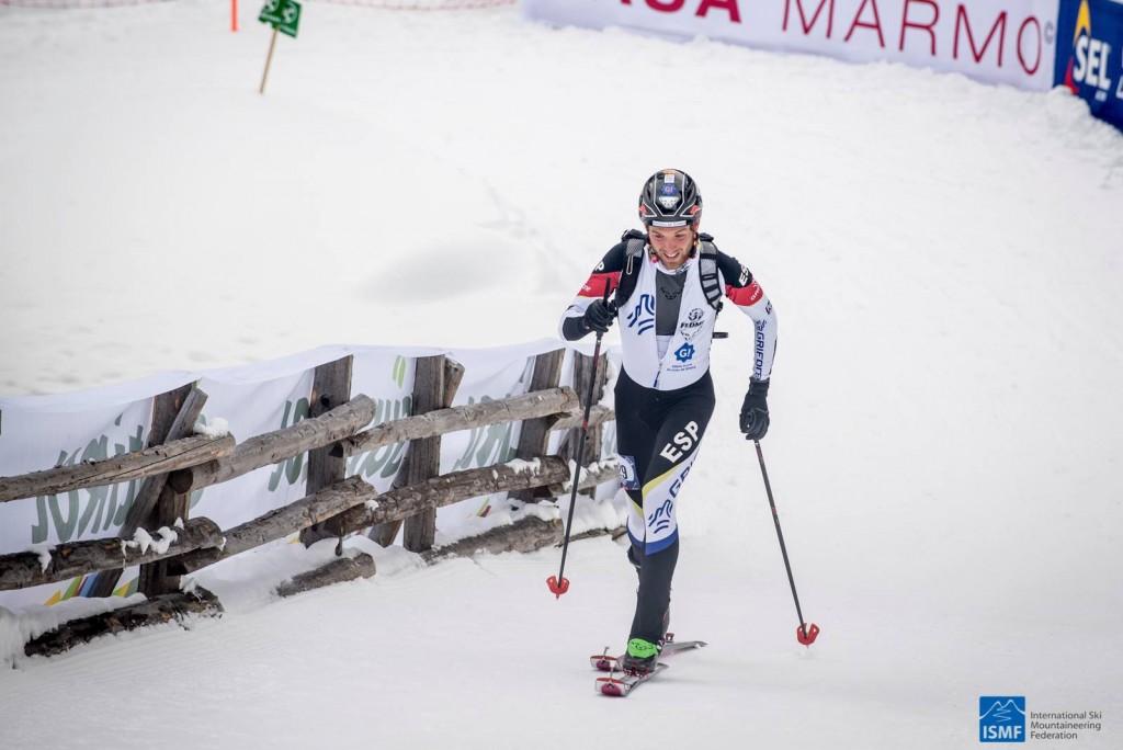 Marc Pisanch esquí de montaña