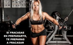 Motivación gym 11