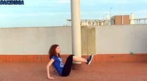 Sentadilla hasta el suelo