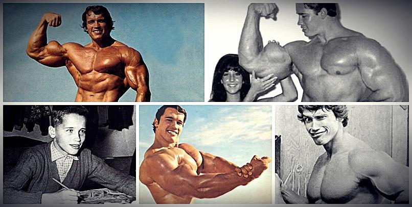 Arnold Schwarzenegger su vida