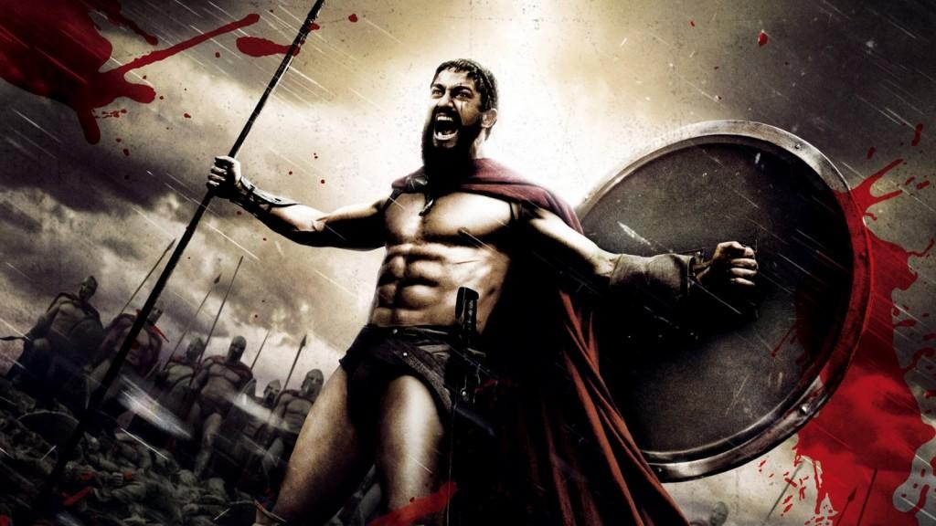 Entrenamiento espartano: consigue el cuerpo de los 300