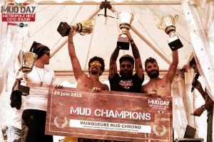 Deporlovers The Mud Day campeones