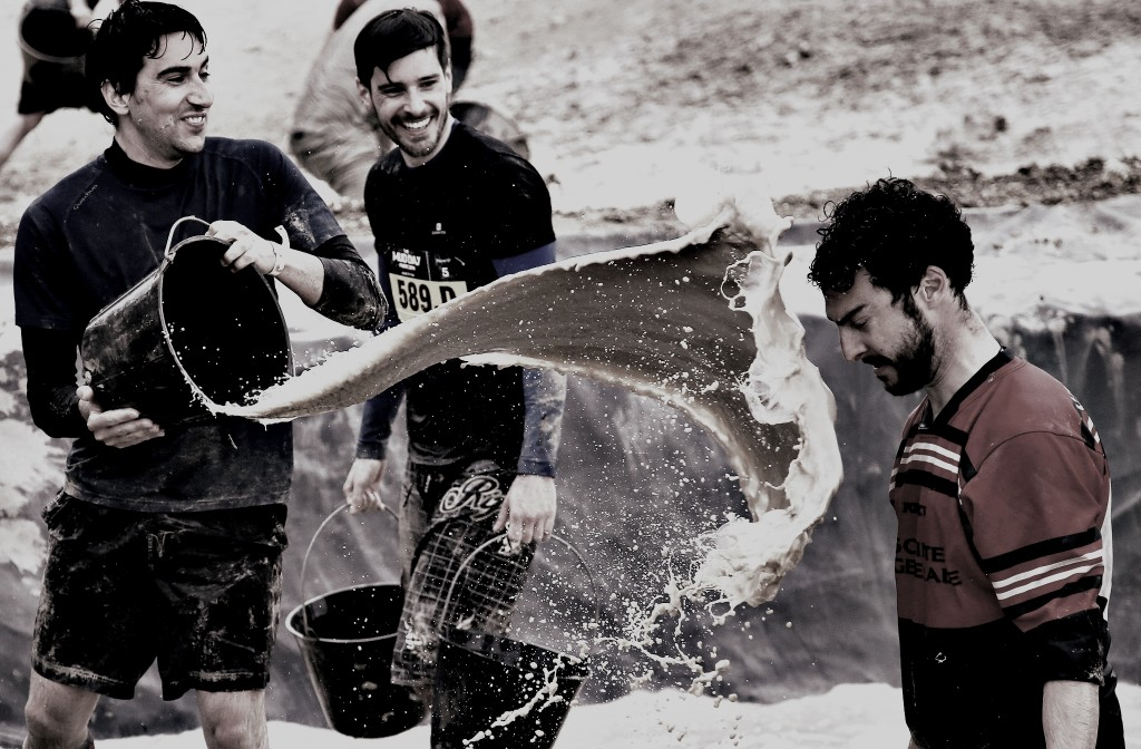 Esto es lo que te espera en The Mud Day 2015 Sevilla